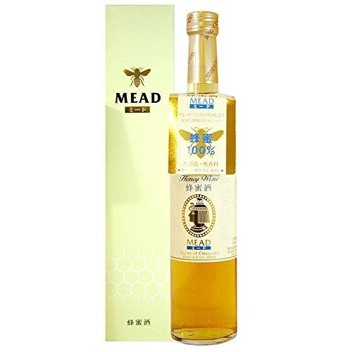 菊水酒造 高知 ミード シークレット オブ クレオパトラ 500ml