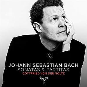 J.S.BACH/ SONATAS & PARTITAS