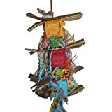 "Surprise Box Spikey Ball 12"" Bird Toy"