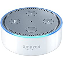 Introducing Amazon Echo Dot (2nd Generation), White