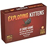 Paper Cards Game Exploding Kittens Original Edition Adults Kids Family Party Card Game Poker Toys for Club