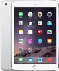 Apple au iPad mini3 Wi-Fi+Cellular (MGHW2J/A) 16GB シルバー