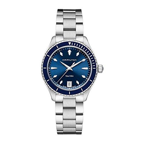 [ハミルトン]HAMILTON 腕時計 Jazzmaster Seaview 37mm(ジャズマスター シービュー) H37451141  【正規輸入品】