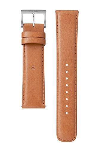 wena project wena wrist leather 22mm Black WC-22E0N/B