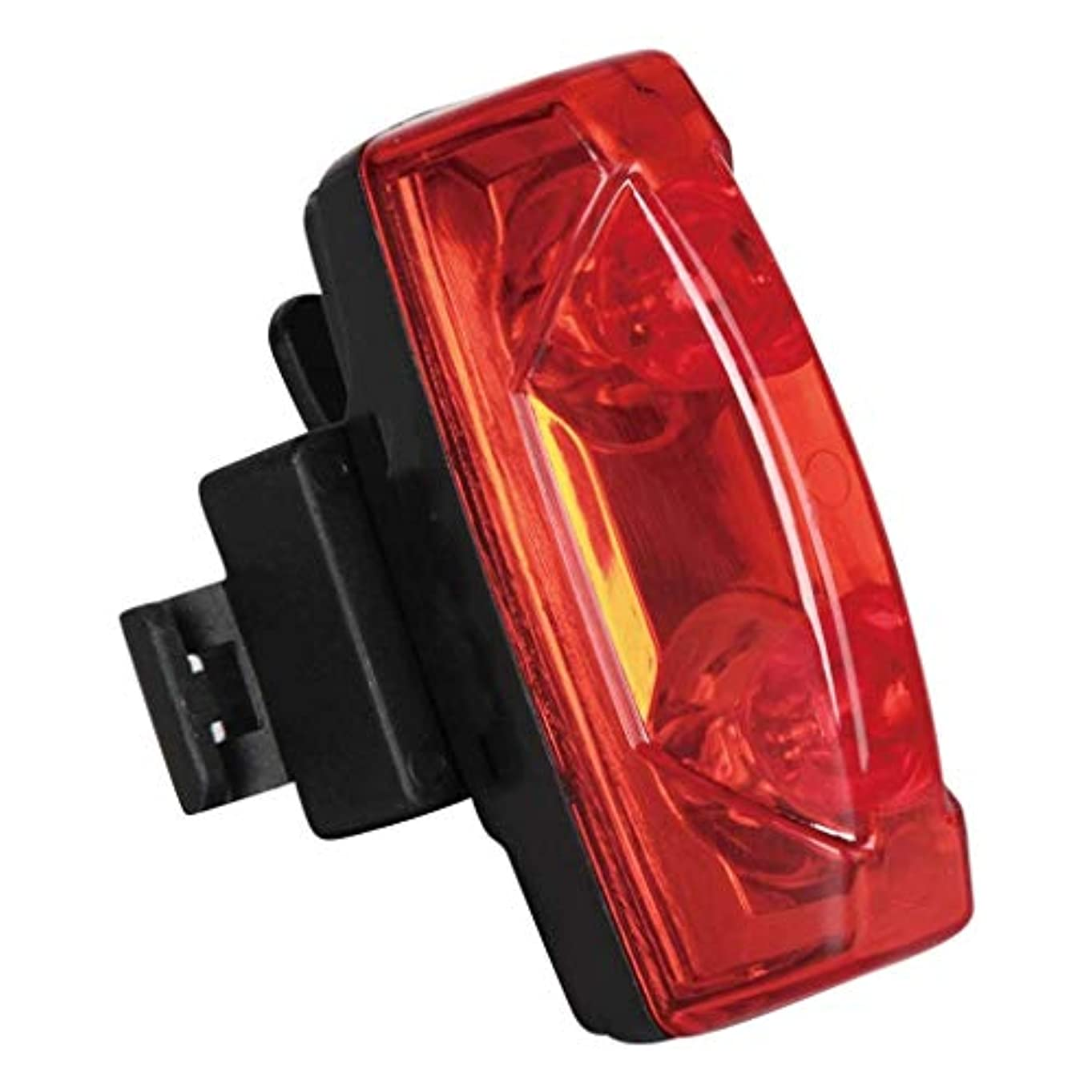 クリップペイントゴミZAQXSW マウンテンバイクライトテールライトUSB充電ライト警告灯ナイトバイク機器