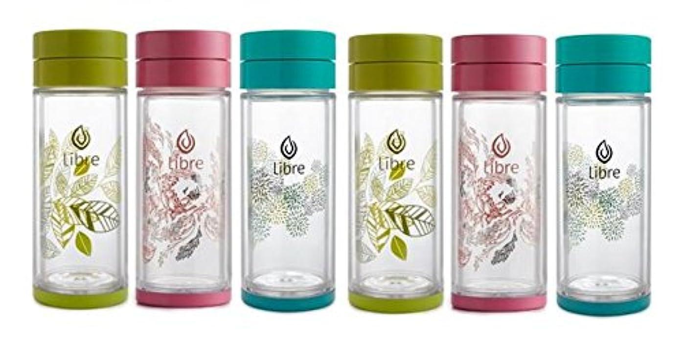 明らか伴うチャーターLibre 15% OFF Thermal Tea Glass 14 ounce / ???15?????OFF??????????14???