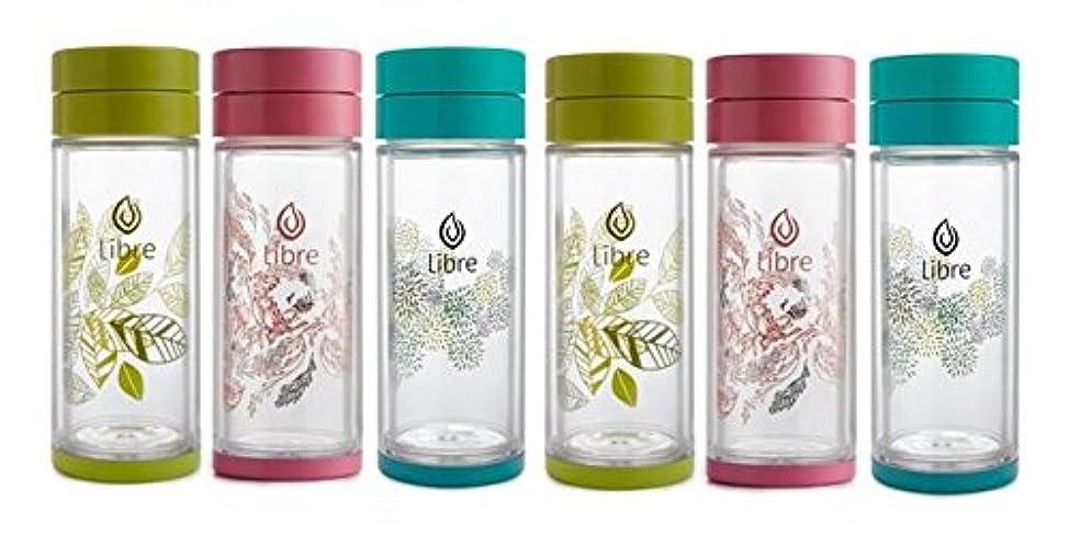 些細なスマイル薄めるLibre 15% OFF Thermal Tea Glass 14 ounce / ???15?????OFF??????????14???