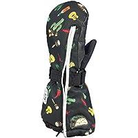 eb's (エビス) グローブ CHILD MITT MEXICO 120(5-6歳) チャイルド ミット ミトン 手袋 スノーボード