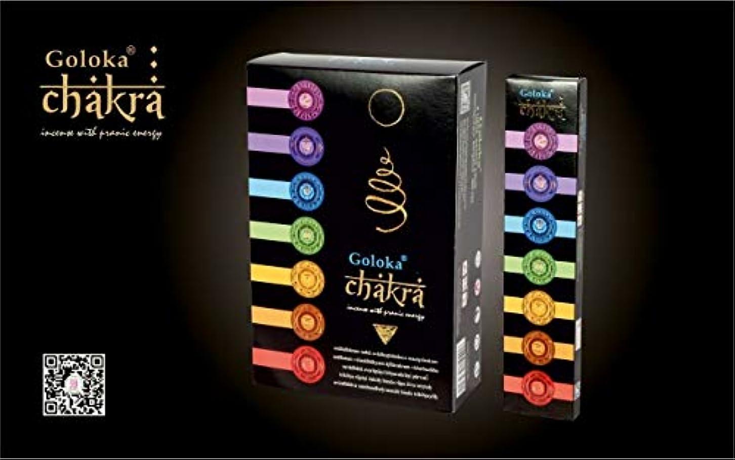 Goloka チャクラ 香炉