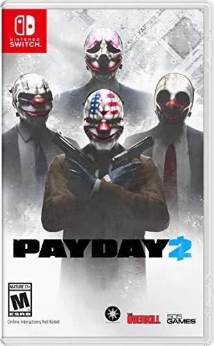 Games(World) Payday 2 (輸入版:北米) - Switch