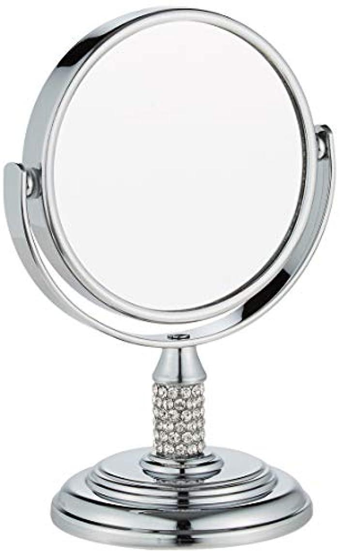 柔和完璧な超高層ビルコイズミ 拡大鏡 サイズφ75mm KBE-3050/S
