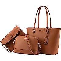 カバン レディース 通勤バッグ レディース 鞄女性用 3点セット a4 高級合皮 8色 通勤 ビジネス 入学式 誕生日プレゼント 母の日