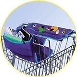 Safe 'N Securer Shopping Cart Safety Seat by SafeFit