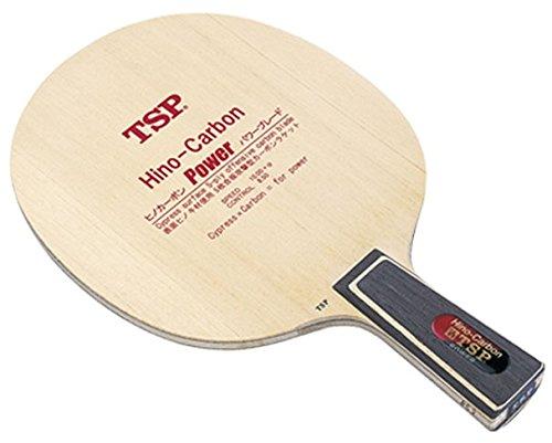TSP 卓球 中国式ペンラケット ヒノカーボン・パワー CHN 021223