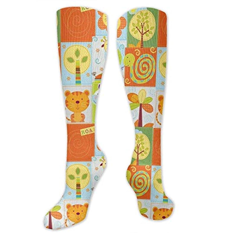 統計的衝動切手靴下,ストッキング,野生のジョーカー,実際,秋の本質,冬必須,サマーウェア&RBXAA Cartoon Animal Plaid Socks Women's Winter Cotton Long Tube Socks Cotton...