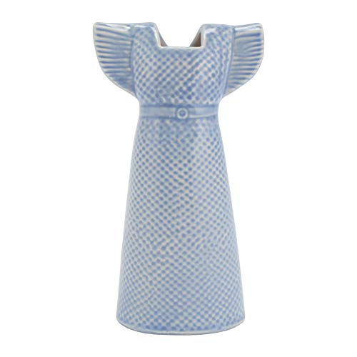 Lisa Larson [ リサラーソン ] ワードローブ Clothes/Wardrobe 1560400 ドレス Dress フラワーベース 花卉 花瓶 スカイブルー sky blue 並行輸入品 [並行輸入品]
