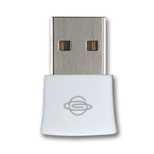 PLANEX ゲーム・パソコン・ケータイをかんたんWi-Fi接続! 世界最小 150Mbps ハイパワー無線LAN USBアダプタ GW-USMicroN2W / プラネックス