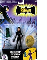 The Batman Animated Action Figure Selina Kyle (Catwoman)