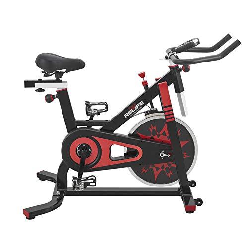 RELIFE Rebuild Your Life スピンバイク 静音 フィットネスバイク トレーニングマシーン