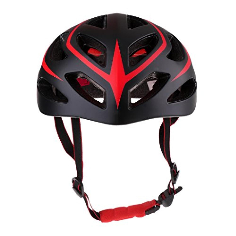 Baoblaze 男女兼用 大人用 超軽量 安全 ヘルメット 調整可能 ロード/マウンテンバイク サイクリング 全5色