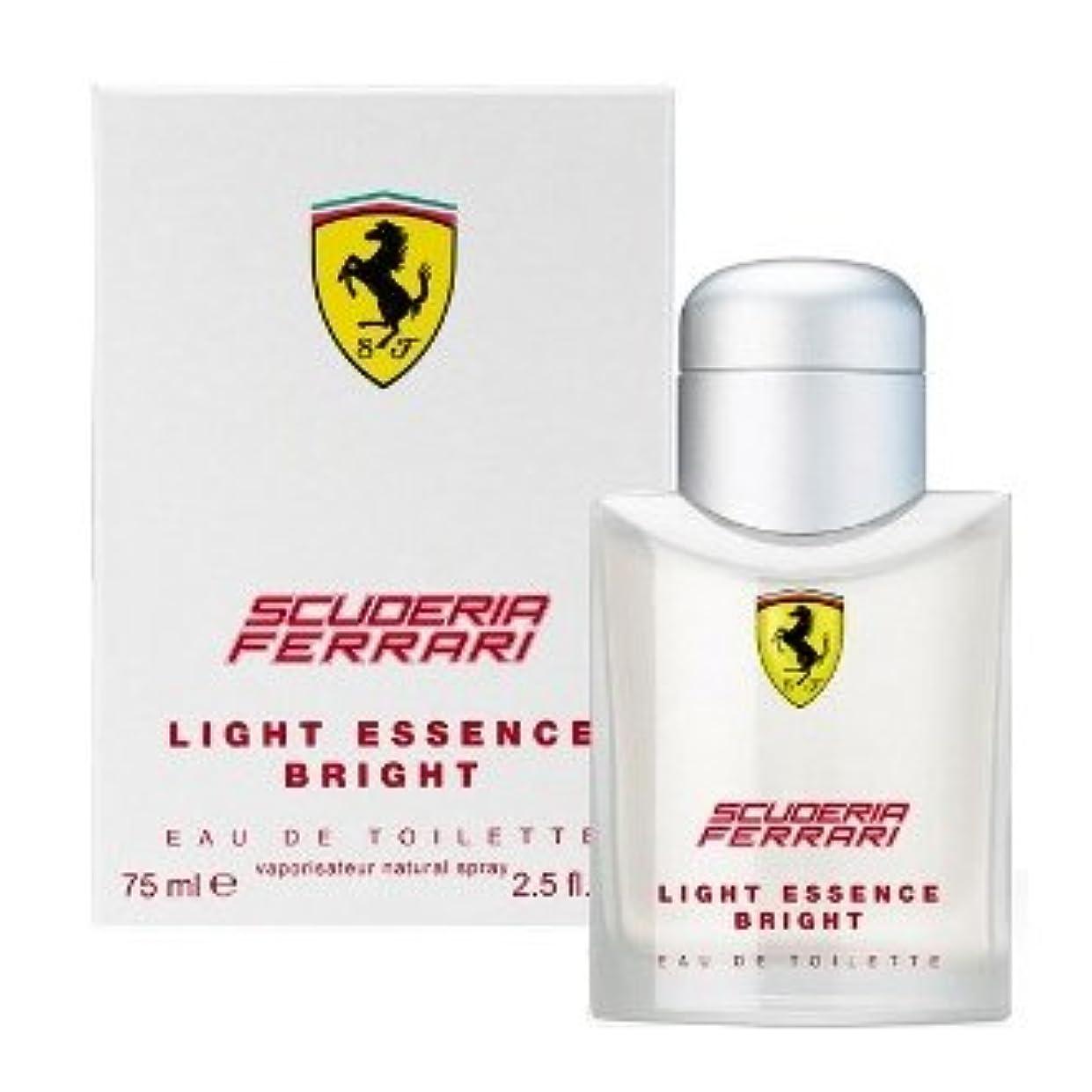 否定する賛辞開発するフェラーリ 香水 ライトエッセンス ブライト ET 75ml SP 【並行輸入品】