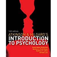 Atkinson and Hilgard's Introduction to Psychology, 16e