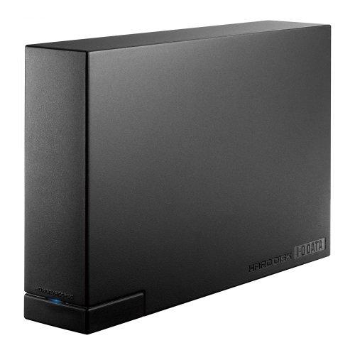 アイ・オー・データ機器 USB3.0/2.0対応 外付ハードディスク ブラック 2TB HDCL-UT2.0KB