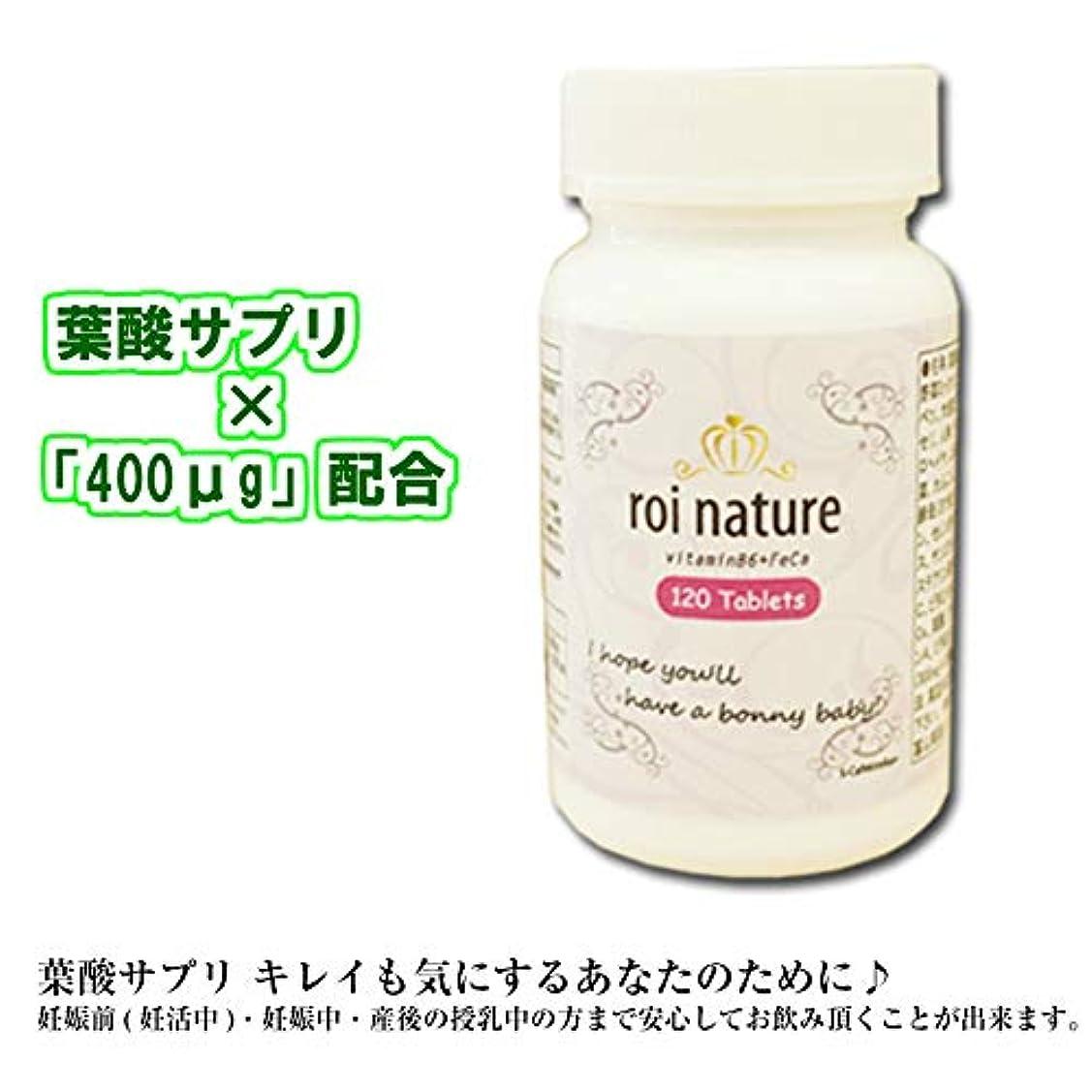 パラダイス召集するワーディアンケース葉酸サプリ roi nature ロイナチュレ 約1か月分
