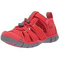 KEEN Unisex Seacamp II CNX Water Shoe, Fiery red