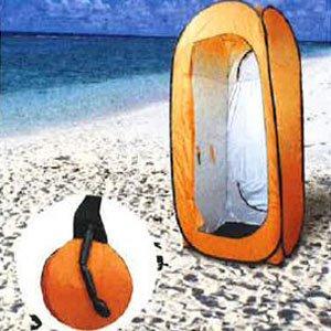 3WAYで使用可能  非常用一人テント カプセルテント CA...