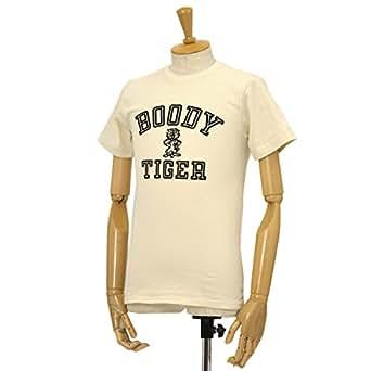 MIXTA【ミクスタ】半袖Tシャツ MI1812011 BOODY TIGER コットン オフホワイト(XS)