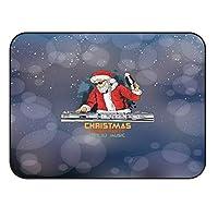 カーペット クリスマス パーティー ラグ ラグマット マット 洗える 滑り止め付 軽量設計 衝撃緩和 四季通用 折り畳み ホットカーペット対応 心地良い 低反発ラグ 厚手 81×152cm
