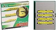 KATO Nゲージ 923形3000番台 ドクター・イエロー 基本 3両セット 10-896 鉄道模型 電車 & Nゲージ 923形3000番台 ドクター・イエロー 増結 4両セット 10-897 鉄道模型 電車