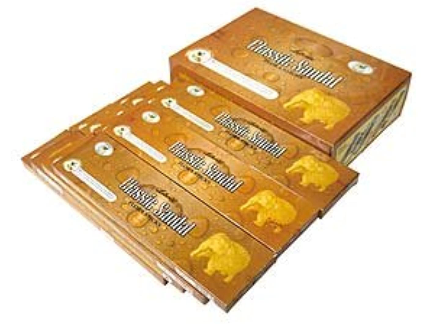 圧縮するジョージエリオットバケットLIBERTY'S(リバティーズ) クラシックサンダル香 スティック CLASSICSANDAL 12箱セット
