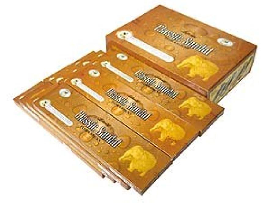 非武装化ファブリックラテンLIBERTY'S(リバティーズ) クラシックサンダル香 スティック CLASSICSANDAL 12箱セット