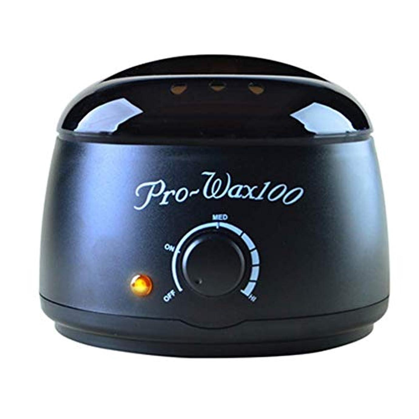 一時停止ホース飛び込むすべてのワックスタイプのための専門の電気ワックスヒーター、ワックスメルター可変温度とウォーマーと内蔵サーモ安全制御500ミリリットル脱毛脱毛のために