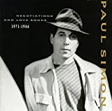 Negotiations And Love Songs 1971-1986 by Paul Simon (1988-10-18)