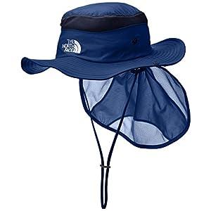 [ザ・ノース・フェイス]サンシールドハット Kids' Sunshield Hat ボーイズ(男女兼用) ブルーリボン 日本 KM (日本サイズM相当)