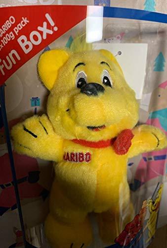 タグ付き ハリボー HARIBO ゴールドベア ぬいぐるみ ファンボックス カルディ コーヒーファーム 福袋