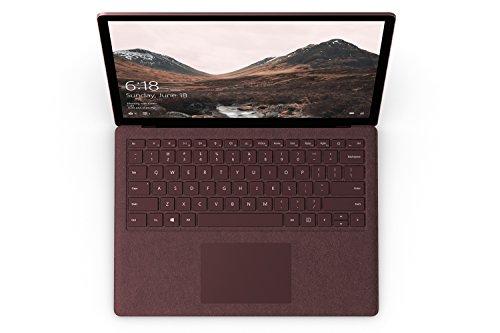 マイクロソフト Surface Laptop [サーフェス ラップトップ ノートパソコン] OfficeH&B付 13.5 インチ PixelSense? ディスプレイ Core i7/16GB/512GB バーガンディ DAL-00054