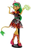 モンスターハイ Monster High FREAK DU CHIC Jinafire Long 人形 ドール [並行輸入品]