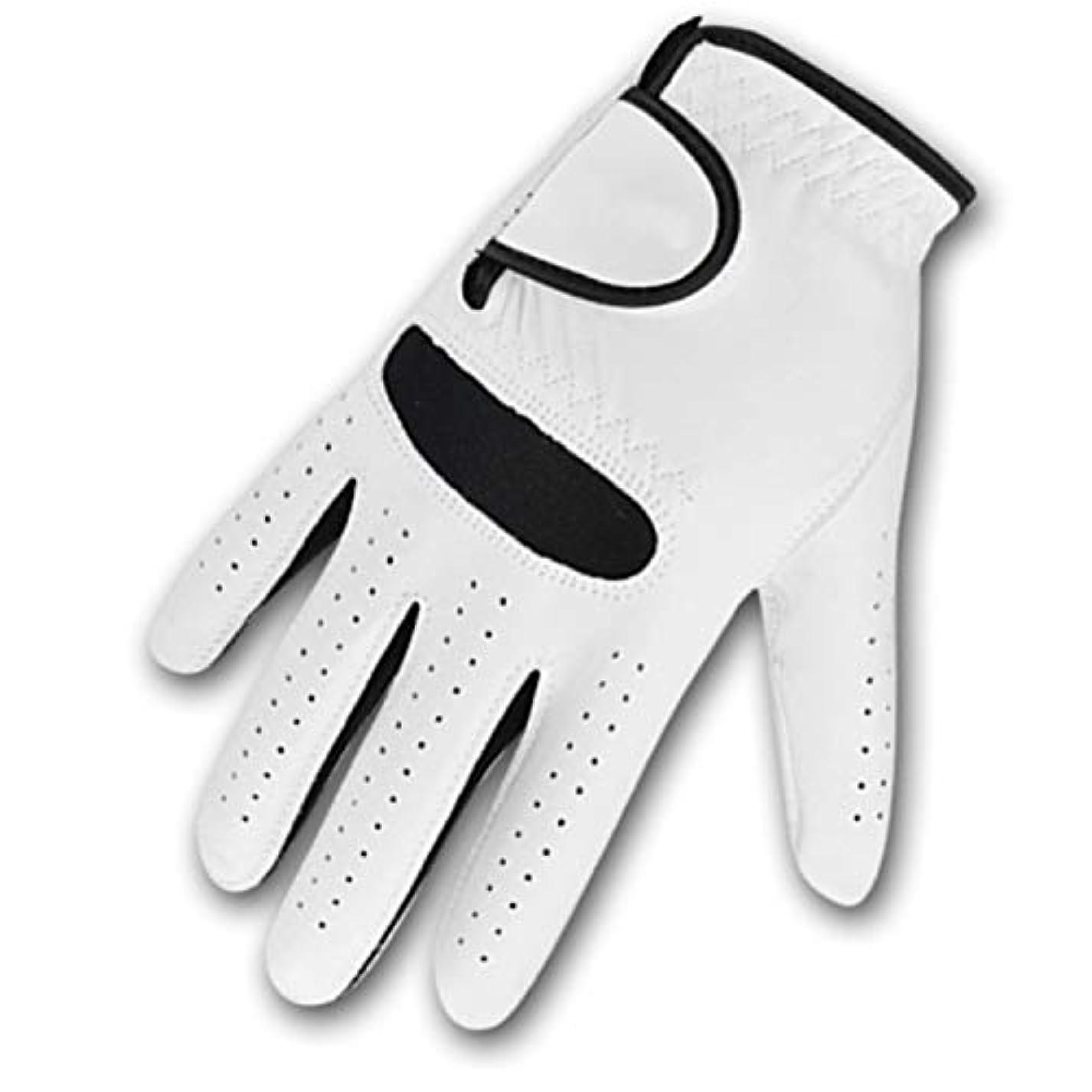 ルールを通してチャンバーBAJIMI 手袋 グローブ レディース/メンズ ハンド ケア シンプルなメンズゴルフグローブ滑り止めグローブは手を保護します 裏起毛 おしゃれ 手触りが良い 運転 耐磨耗性 換気性