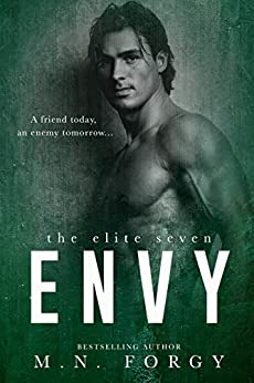 Envy (The Elite Seven Book 4) by [Forgy, M.N.]