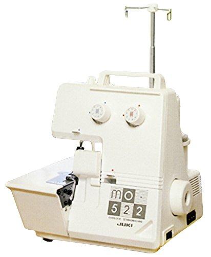 JUKI 2本糸ロックミシン(1本針2本糸オーバーロック) MO-522