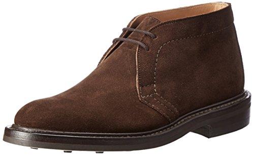[トリッカーズ] Tricker's Cukka Boots   -   Suede / Dainite Sole POLO M7384-4 CHOCOLATE Repello Suede CHOCOLATE Repello Suede US 8(26cm)