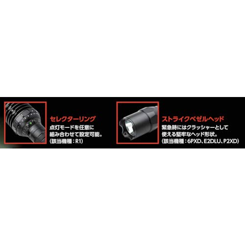 シュアファイア『G2XPRO-Dual-OutputLED』