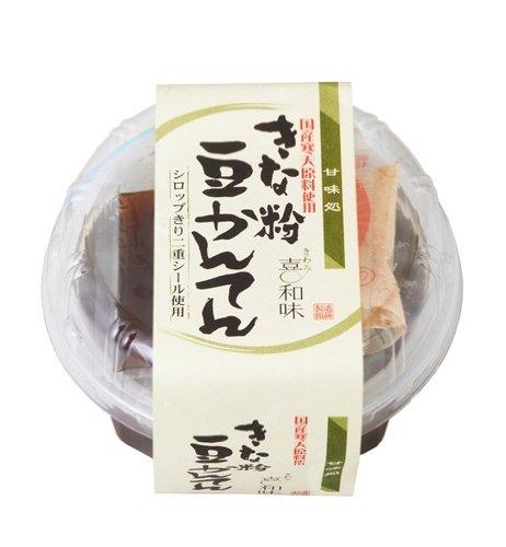 甘味処 きな粉豆かんてん 250g