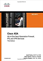 Cisco ASA: All-in-one Next-Generation Firewall, IPS, and VPN Services (3rd Edition) by Jazib Frahim Omar Santos Andrew Ossipov(2014-05-10)