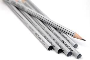 【FABER-CASTELL】ファーバーカステル Grip2001 グリップ2001鉛筆 B