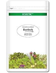 ECLECTIC エクレクティック バードック ゴボウ FFD 500mg 180カプセル Ecoパック フレッシュアップグレード規格